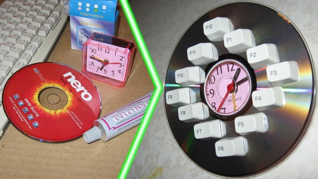 Как сделать своими руками будильник