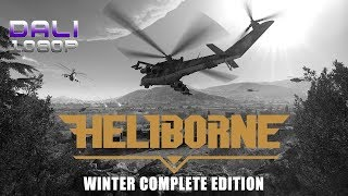 Heliborne Winter Complete Edition PC Gameplay