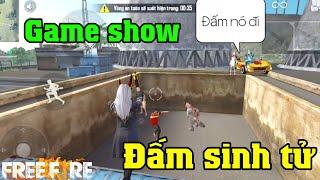 [Free Fire] Game Show Sàn Đấu Cú Đấm Sinh Tử Cực Hài Hước | Meow DGame