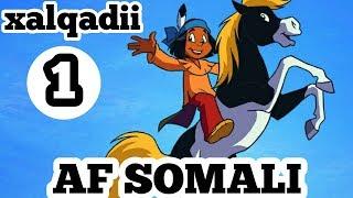 YAKARI CARTOON AF SOMALI