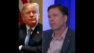 Former FBI Director James Comey's Comments On Donald Trump Are Brutal