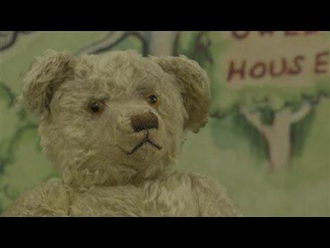 Original Winnie The Pooh Makes Comeback Youtube