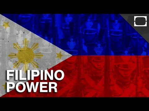 How Powerful Is The Philippines?