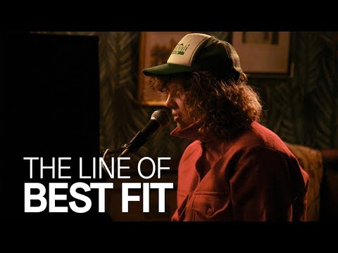 """Amanda Bergman performs """"Sign on the Window"""" (Bob Dylan) for The Line of Best Fit"""