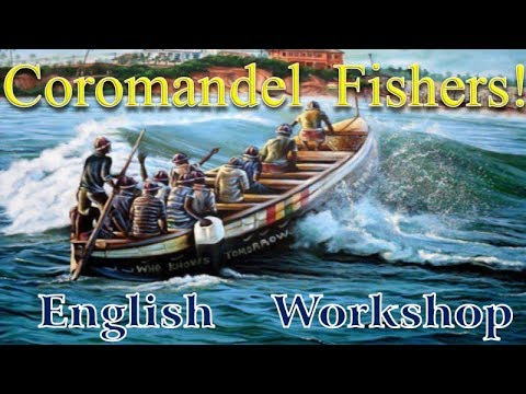 9th Coromandel Fishers English Workshop By. Dr BNDeshmukh Students Educational Channel