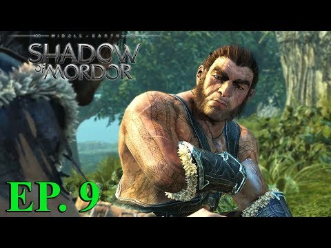 WHY ARE DWARFS ALWAYS SCOTTISH - MIDDLE-EARTH: SHADOW OF MORDOR EP10