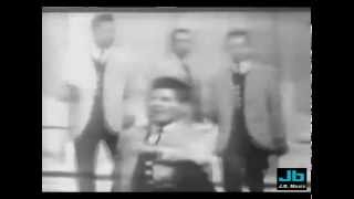 The Crests - Trouble In Paradise (The Dick Clark Beechnut Show  - Jun 11, 1960)