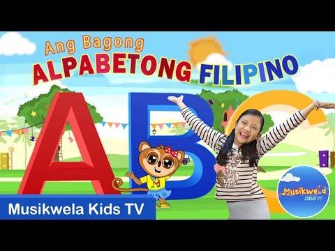 Alpabetong Pilipino / Ang Bagong Alpabetong Filipino / Tagalog / Awiting Pambata