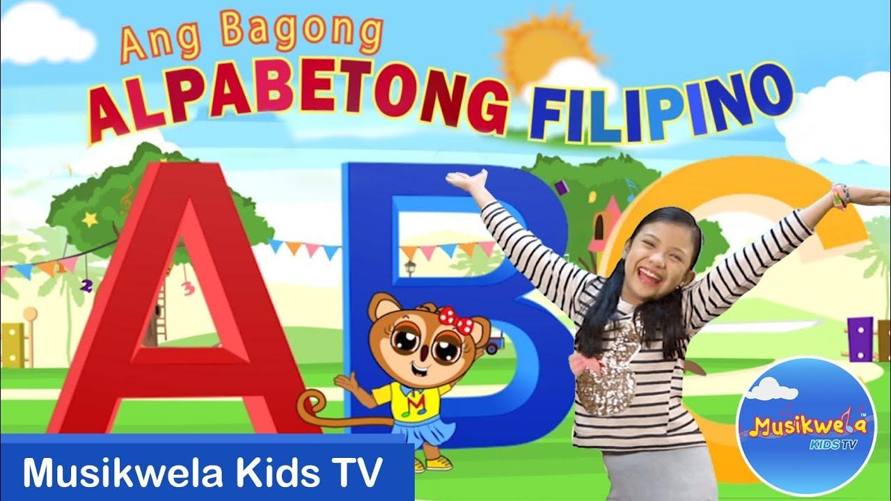Alpabetong Pilipino / Ang Bagong Alpabetong Filipino / Tagalog / Awiting  Pambata - YouTube [ 720 x 1280 Pixel ]