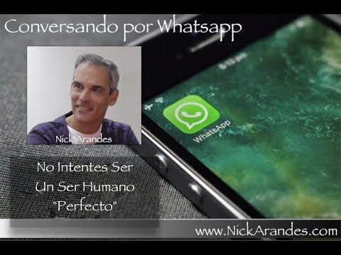"whatsapp:-no-intentes-ser-un-ser-humano-""perfecto"""