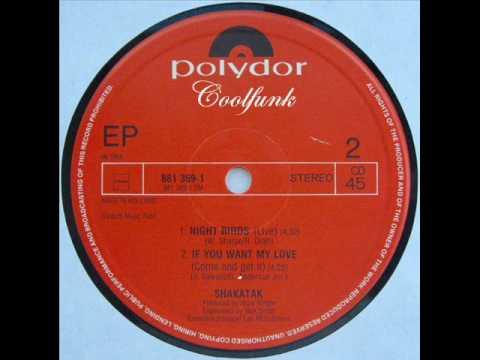 """Shakatak - If You Want My Love (12"""" Disco-Funk 1984)"""