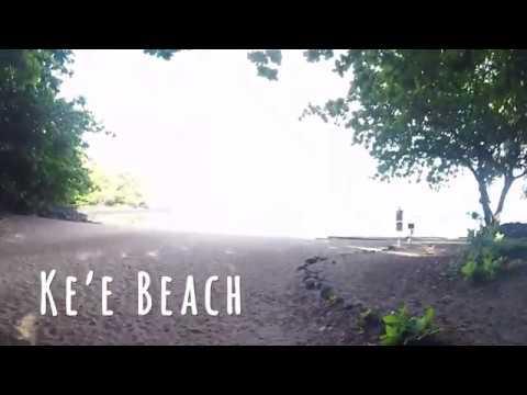 Part 1 of 4 – The Splendor of Ke'e Beach