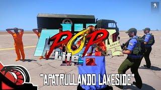 """APATRULLANDO"" LAKESIDE | Arma 3 - POP LIFE (Roleplay)"