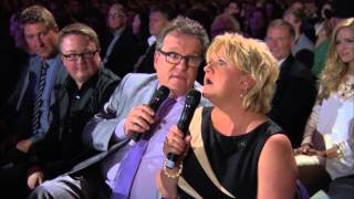 Mark Lowry and Chonda Pierce introduce Bill Gaither Tribute