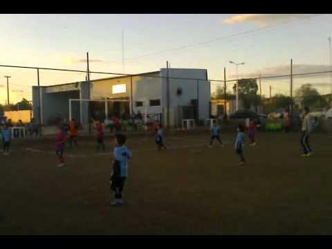 Club Union Sportiva - parte del clasico de los chicos union vs san martin union campeon