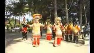 tari galombang,kesenian tradisional minang kabau
