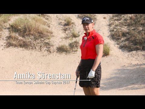 The Chipping Drill with Annika Sorenstam | LET Tour Tips