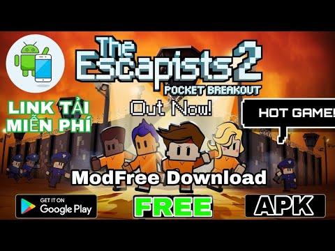 The Escapists 2 Android Free Download – Game vượt ngục vừa ra mắt trên mobile