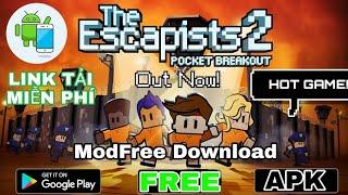 The Escapists 2 Android Free Download - Game vượt ngục vừa ra mắt trên mobile