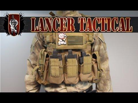 Lancer Tactical Modular Chest Rig