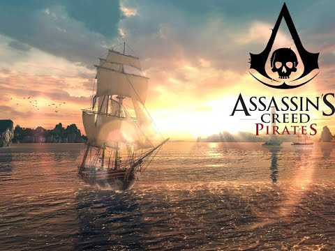 Ja kena prish anijen /#1/ Assassin's Creed Pirates