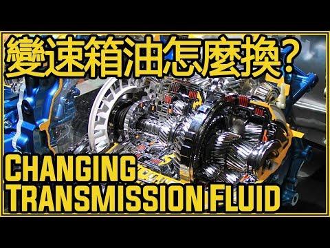 如何動手更換變速箱油?|10 Min Automatic Transmission Fluid Change