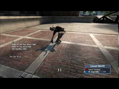 Skate 3: In-Game Canal 1260