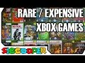 Ep. 3 - The Rarest & Most Expensive Original Xbox Games | SicCooper