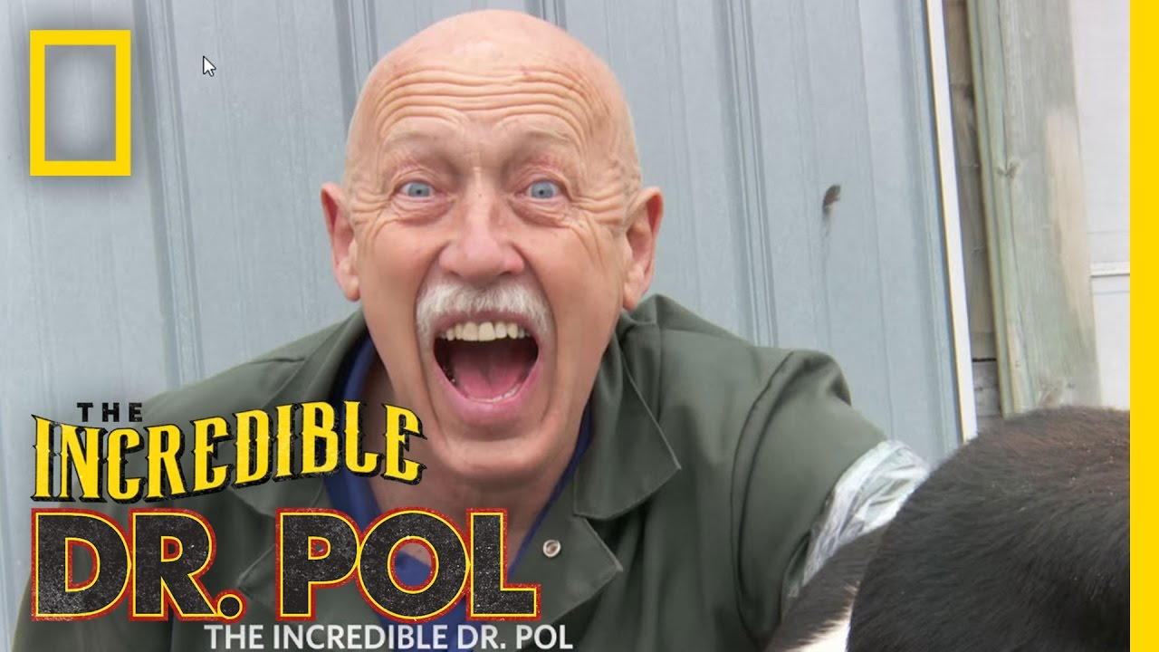 The Incredible Dr  Pol - Teaser Trailer | The Incredible Dr  Pol