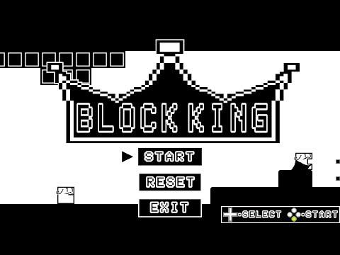 BlockKing【自作ゲームPV】
