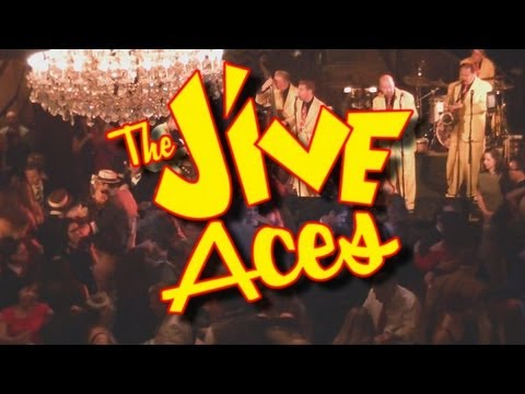 THE JIVE ACES - PART ONE - MAXWELL DEMILLE'S CICADA CLUB - NOVEMBER 9, 2012