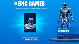 COLLECT YOUR FREE SKIN in Fortnite! (NEW)