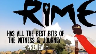 RiME Has All The Best Bits of The Witness & Journey