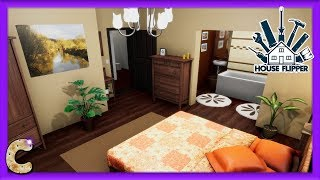 The Huckster House, Bedroom With Ensuite!  House Flipper Ep 41