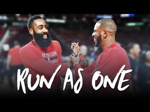 Houston Rockets 2017: Run as One (NBA Season Promo) ᴴᴰ