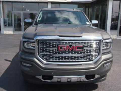 2017 GMC Sierra 1500 G70052 - Matteson IL - YouTube
