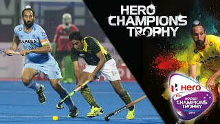 India vs Pakistan - Men's Hockey Champions Trophy 2014 India SF2 [13/12/2014]