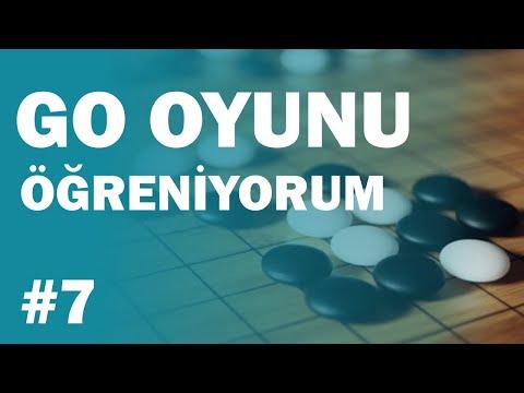 Go Oyunu - Öğreniyorum #7 (Açılış Hamleleri)