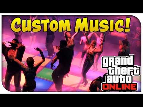 Listen to Old GTA Soundtracks or Custom Music Playlists While Playing GTA Online! (Spotify on PS4)