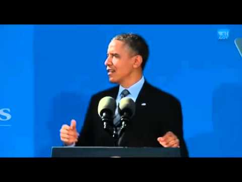 Obama Visits Dreamworks Animation - Full Speech