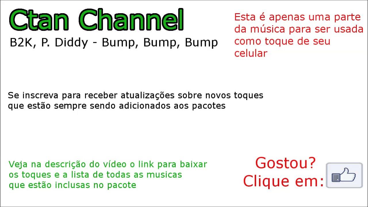 B2K BUMP BUMP MUSICA BAIXAR BUMP DE