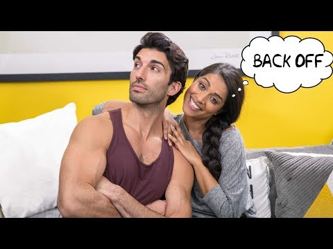 The Struggles Of Dating Someone TOO Hot ft. Justin Baldoni