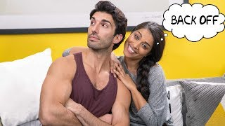 The Struggles Of Dating Someone TOO Hot (ft. Justin Baldoni) thumbnail
