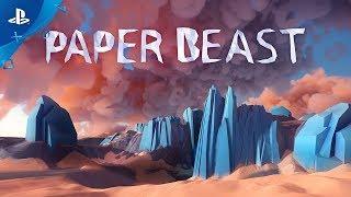 Paper Beast | Teaser Trailer | PSVR