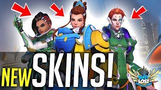 Overwatch - All NEW Summer Games 2018 Skins and Items! - Lucioball is BACK!