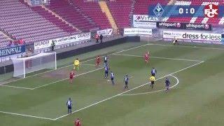 1.FC Kaiserslautern II vs. SV Waldhof Mannheim 07