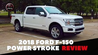 Ford Gets It Right With the First-Ever 2018 F-150 Power Stroke Diesel