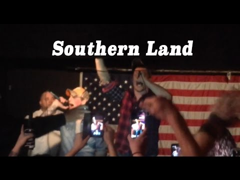 """Southern Land"" by Taylor Ray Holbrook & Ryan Upchurch (Performance Video)"