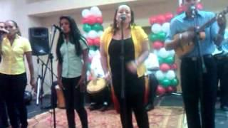 La Criollita de Guayana y Koshare
