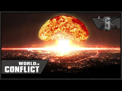 Nuclear Sacrifice in the States - World in Conflict - Mission 8 (USA)